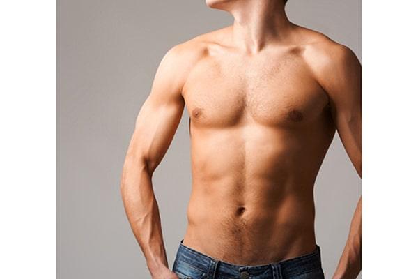 مزایای لیزر موهای ناحیه تناسلی مردان