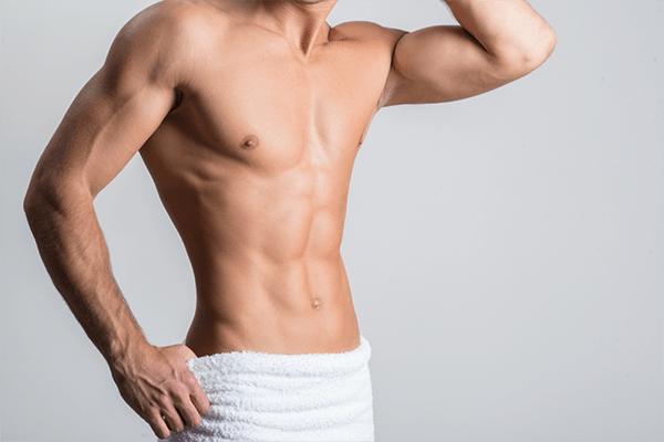 خطر لیزر موهای زائد ناحیه تناسلی مردان